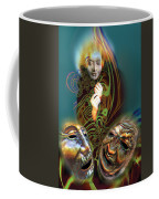 Beyond Masks Coffee Mug