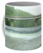 Beyond Otranto Dam Coffee Mug