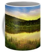 Beyond Sunset Landscape Coffee Mug