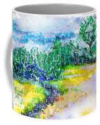 Beyond The Clouds Coffee Mug