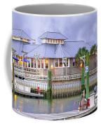 Bhi Marina Purple Hue Evening Coffee Mug