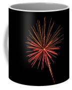 Bi-color Fireworks 2 Coffee Mug