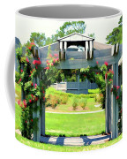 Bicentennial Rose Garden Coffee Mug