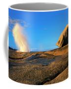 Bicheno Blowhole Coffee Mug