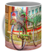 Bicycle Art Coffee Mug