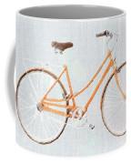 Bicycle Blues Coffee Mug