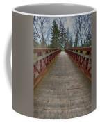 Bicycle Bridge - Niagara On The Lake Coffee Mug