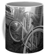 Bicycle In The Sun Coffee Mug