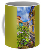 Bicycle On The Square Coffee Mug