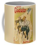 Bicycle Poster, 1895 Coffee Mug