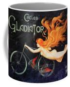 Bicycle Poster, C1905 Coffee Mug