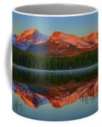 Bierstadt Alpenglow Coffee Mug