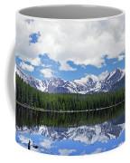 Bierstadt Lake Panorama Coffee Mug