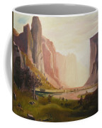 Bierstadt Rendition Coffee Mug