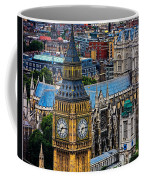 Big Ben And Westminster Abbey Coffee Mug