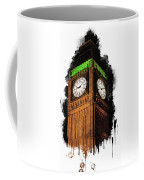 Big Ben In London Coffee Mug