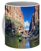 Big Bend Texas National Park Mariscal Canyon Coffee Mug