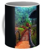Big Bird Painted Version Coffee Mug