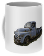 Big Blue Dodge Alone Coffee Mug