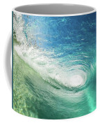 Big Blue Eye Coffee Mug