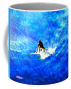 Big Blue Coffee Mug