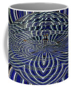 Big Building Abstract Coffee Mug