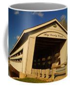 Big Darby Creek Covered Bridge Coffee Mug