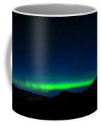 Big Dipper Northern Lights Coffee Mug