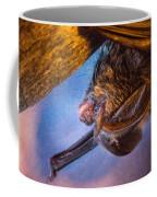 Big Eared Bat At Sunrise Coffee Mug