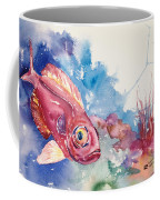 Big Eye Squirrelfish Coffee Mug