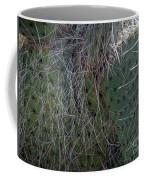 Big Fluffy Cactus Coffee Mug