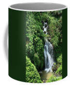 Big Island Waterfall Coffee Mug