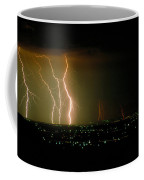 Big Lightning Coffee Mug