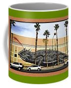 Big Lizard Coffee Mug