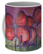 Big Love Poppies Coffee Mug