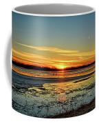 Big Marsh Sunset 2 Coffee Mug
