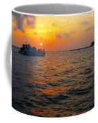 Big Pass Sunset Sarasota Florida Coffee Mug