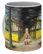 Big Pig - Pistoia -tuscany Coffee Mug