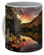 Big Piney Sunset Coffee Mug