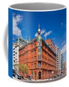 Big Red Bank Coffee Mug