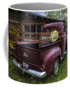 Big Red Ford Truck Coffee Mug