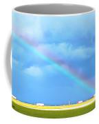 Big Rig Rainbow Coffee Mug