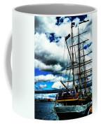 Big Ships Coffee Mug