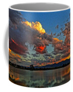 Big Sky Coffee Mug by Eric Dee