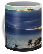 Over Molokai Coffee Mug