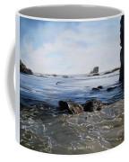 Big Sur Blues Coffee Mug