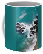 Big Sur Foam Coffee Mug