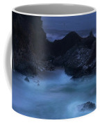 Big Sur Night Coffee Mug