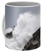 Big Waves II Coffee Mug