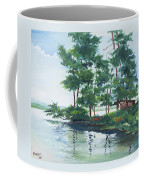 Big Wolf Lake Coffee Mug